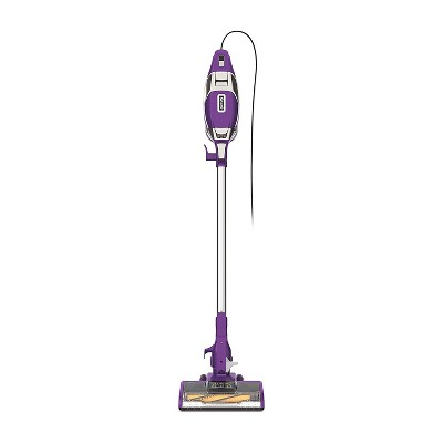 Shark ZS350 Rocket Zero-M Self Cleaning Anti Pet Hair Lightweight Stick Vacuum Cleaner, Purple (Manufacturer Refurbished)