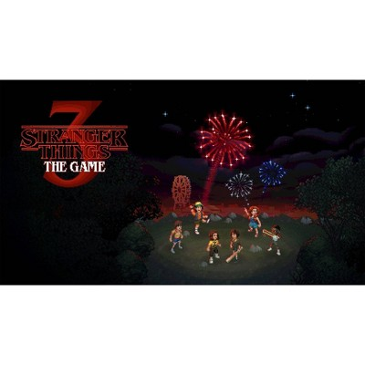 Stranger Things 3: The Game - Nintendo Switch (Digital)