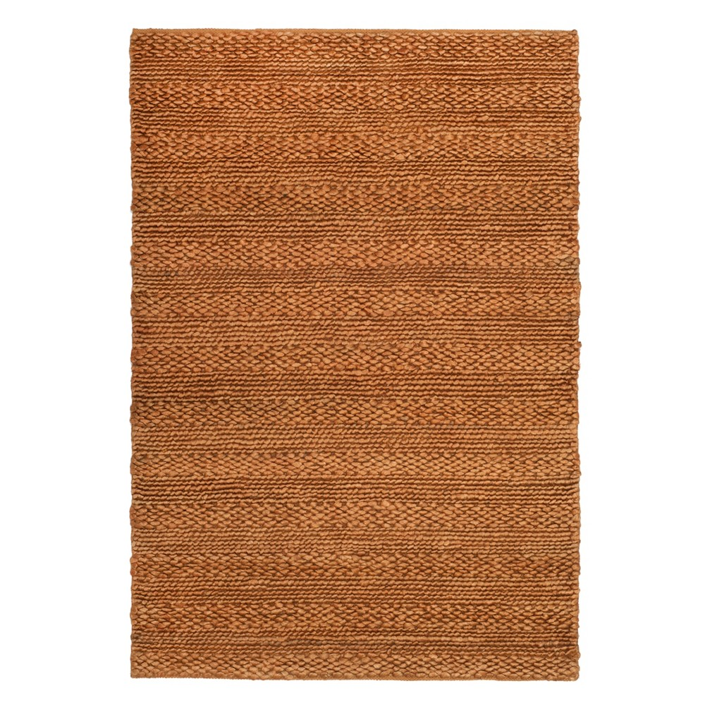 3X5 Stripe Woven Accent Rug Gold - Safavieh Discounts