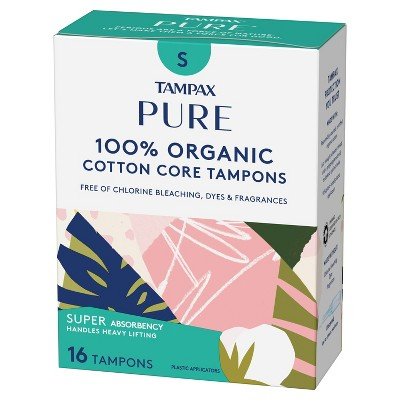 Tampax Pure