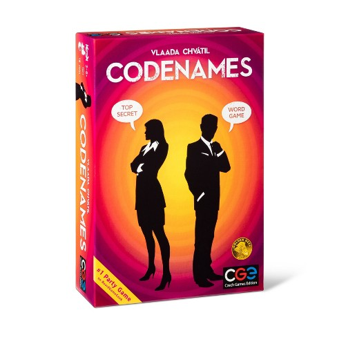 Codenames Board Game - image 1 of 4