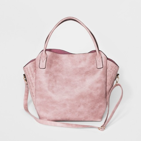 aca4c3db6aa4 Under One Sky Bag in Tote Handbag - Blush   Target