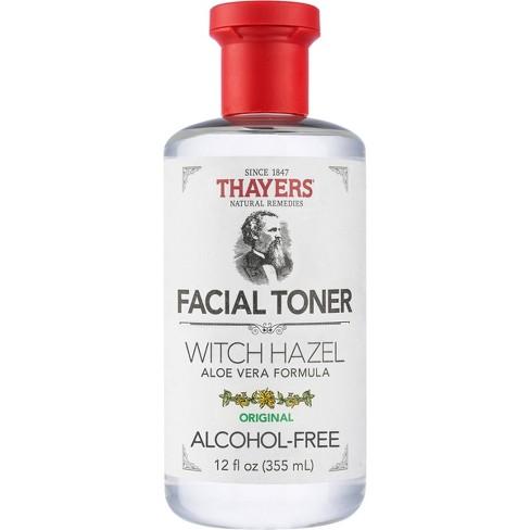 Thayers Witch Hazel Alcohol Free Original Toner – 12oz - image 1 of 3