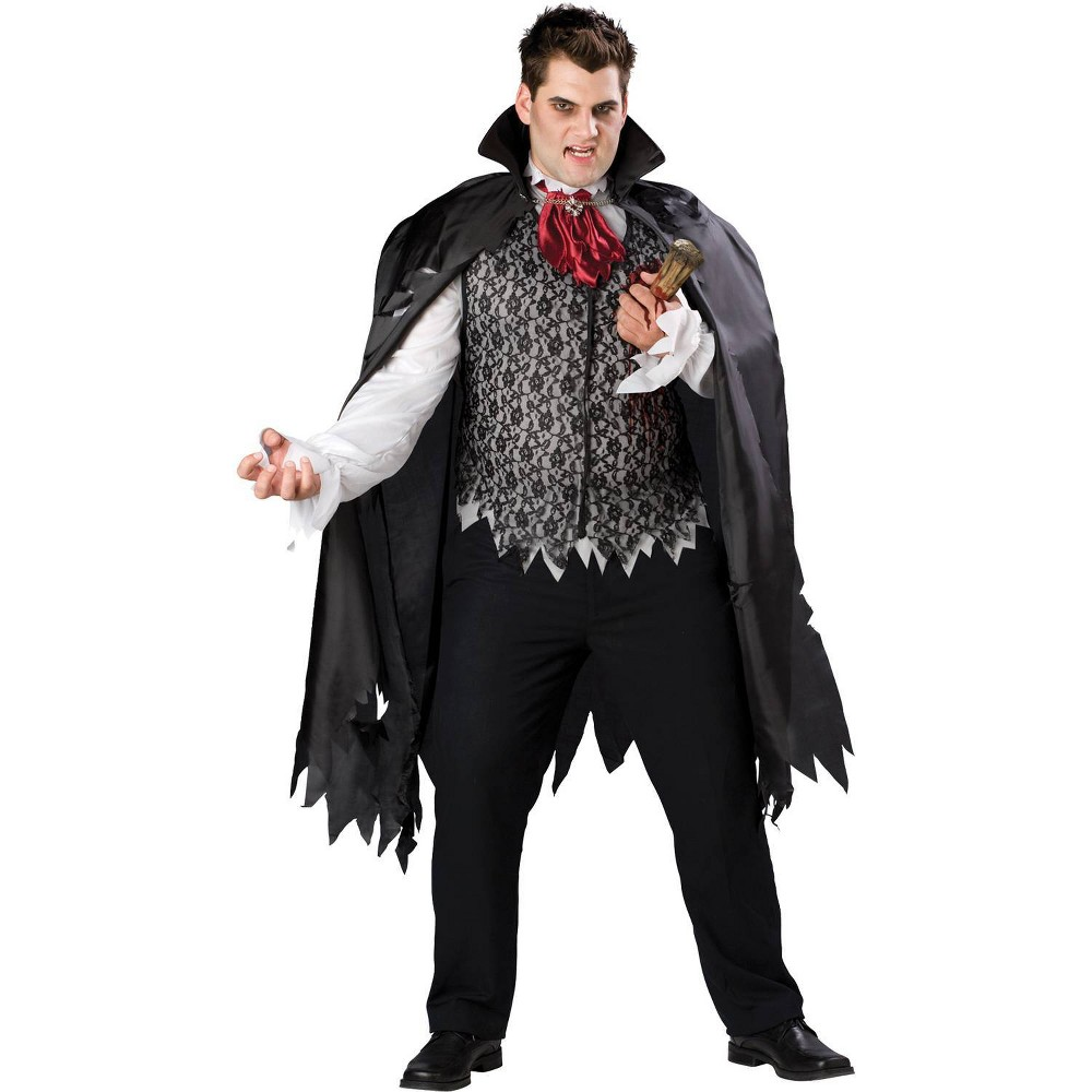 Image of Halloween Men's Vampire Sayed 2B Adult Costume XX-Large, MultiColored
