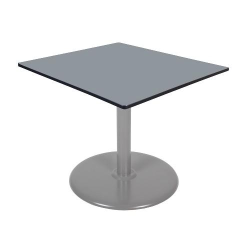 "48"" Via Square Platter Base Table - Regency - image 1 of 3"