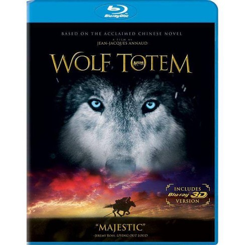 Wolf Totem (Blu-ray) - image 1 of 1