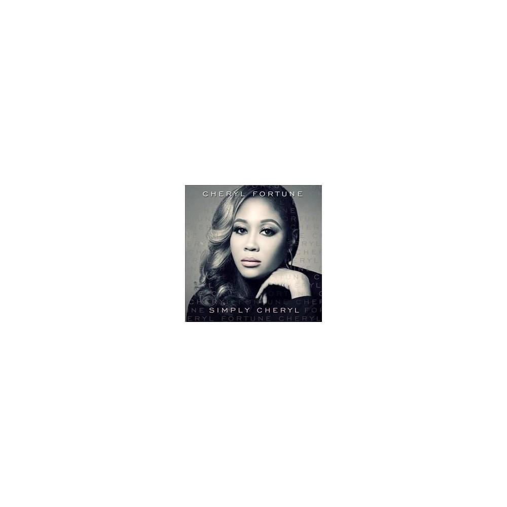 Cheryl Fortune - Simply Cheryl (CD)