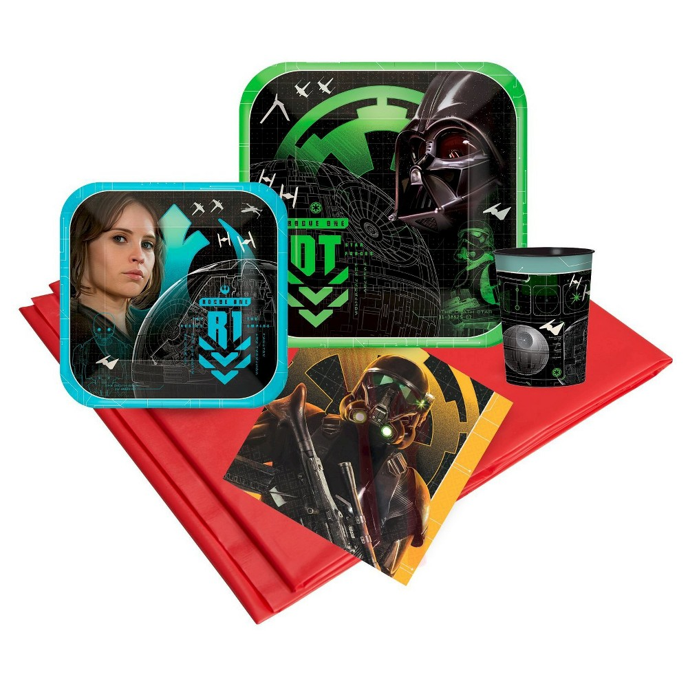 Star Wars Rogue One Party Kit, Multicolored