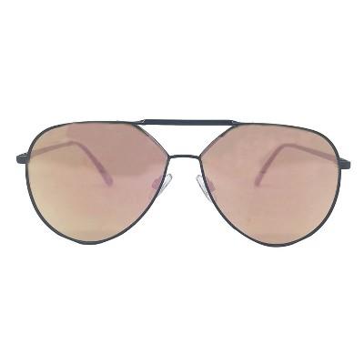 2d40de724b3ae Womens Aviator Sunglasses – A New Day™ Black – Target Inventory ...