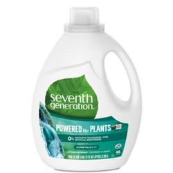 Seventh Generation Alpine Falls Natural Liquid Laundry Detergent - 100 fl oz