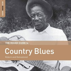 Various - Rough Guide To Country Blues (CD)