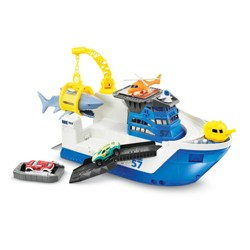 Matchbox Marine Rescue Shark Ship