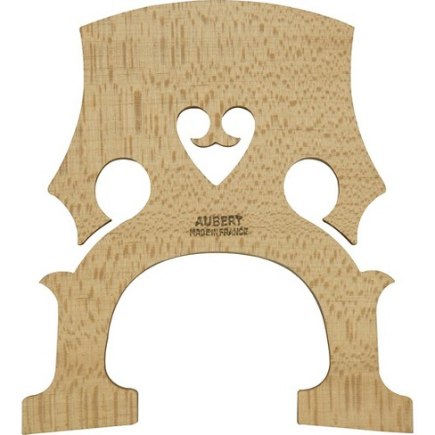 The String Centre Aubert Cello Bridges #14, 4/4 Treated - image 1 of 1