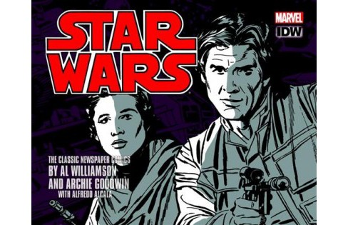 Star Wars : The Classic Newspaper Comics -   Book 2 by Archie Goodwin (Hardcover) - image 1 of 1
