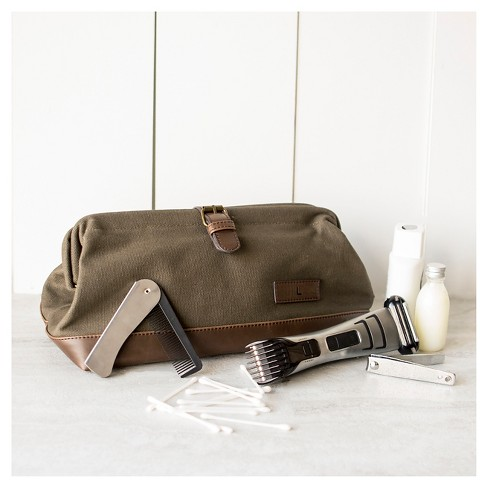 Monogram Groomsmen Gift Travel Dopp Kit Toiletry Ba   Target 252163fb30ae7