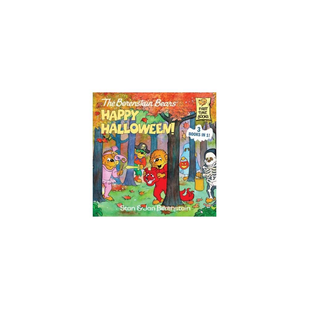 Berenstain Bears Happy Halloween! (Hardcover) (Stan Berenstain)