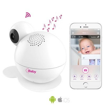 iBaby Care M7 Lite Digital Video Monitor - White
