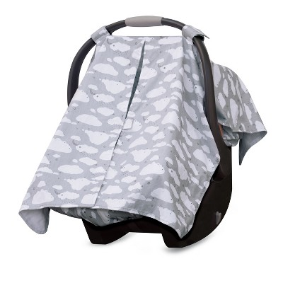 Go by Goldbug Canopy Cover Clouds - Gray