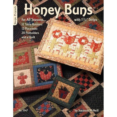 Honey Buns - by  Suzanne McNeill (Paperback) - image 1 of 1