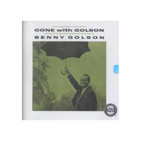 Benny Golson - Gone With Golson (CD) - image 1 of 1