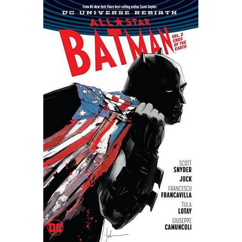 All Star Batman Vol. 2: Ends of the Earth - by  Scott Snyder (Paperback) - image 1 of 1