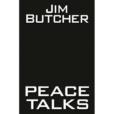 Peace Talks - (Dresden Files) by  Jim Butcher (Hardcover) - image 1 of 1