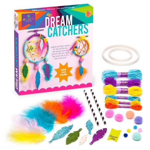 Craft Tastic Dream Catcher Diy Art Craft Kit