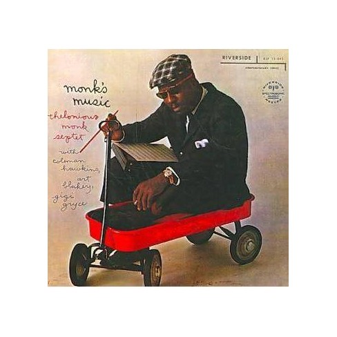 Thelonious Monk - Monk's Music (CD) - image 1 of 1