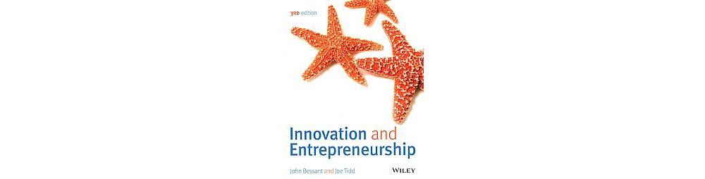 Pearson Education Innovation and Entrepreneurship (Paperb...