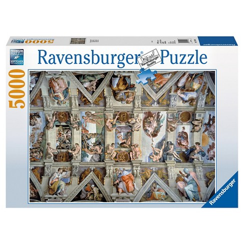Sistine Chapel 5000pc Puzzle - image 1 of 2