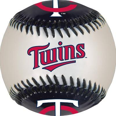 MLB Minnesota Twins Soft Strike Baseball