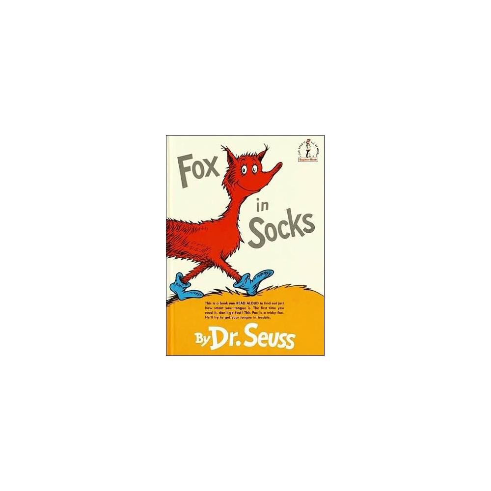 Fox in Socks (Beginner Books) (Hardcover) by Dr. Seuss