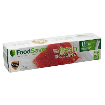 "FoodSaver 11"" x 16' Heat-Seal Roll"