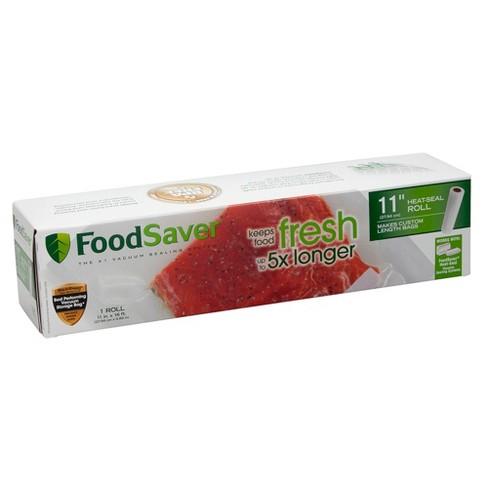 "FoodSaver 11"" x 16' Heat-Seal Roll - image 1 of 4"