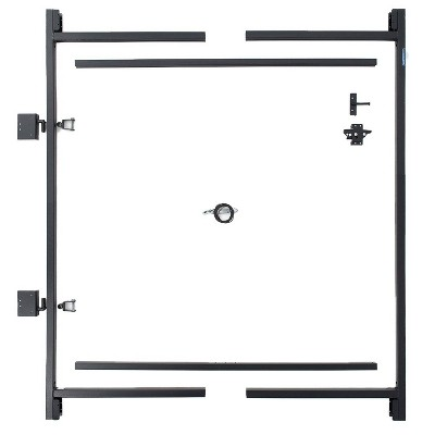 Adjust-A-Gate AG60 Steel Frame Anti Sag Gate Building Kit, 60 to 96 Inches Wide Opening Up To 5 Feet High