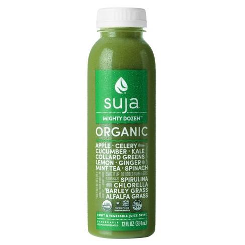 Suja Organic Vegan Mighty Dozen 12oz - image 1 of 1