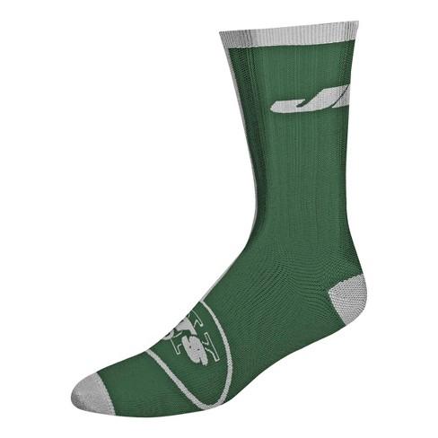 NFL New York Jets Women's Casual Socks - M - image 1 of 1