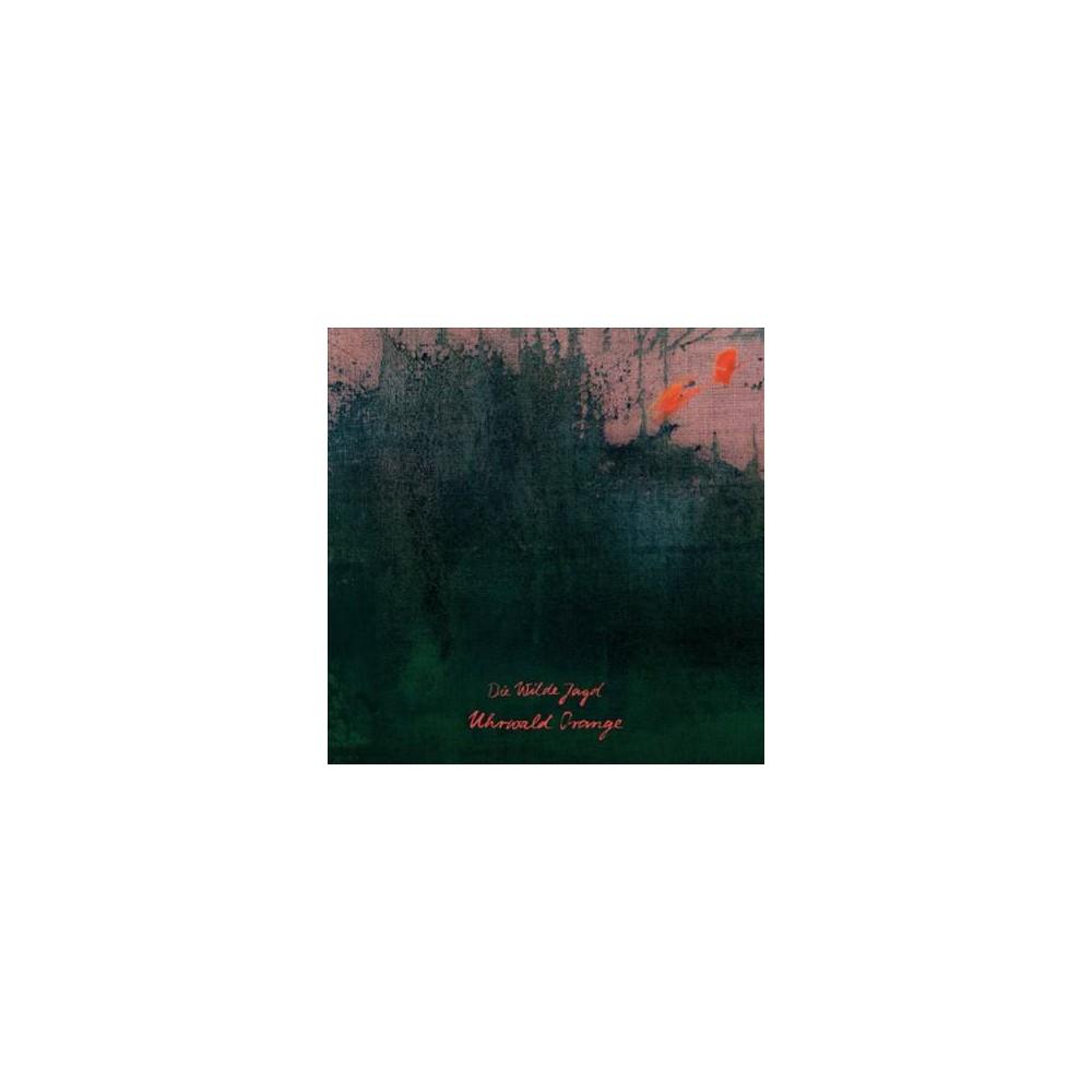 Die Wilde Jagd - Uhrwald Orange (CD)