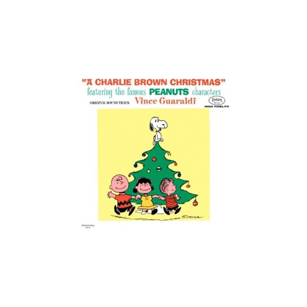 Vince Guaraldi - Charlie Brown Christmas (CD)