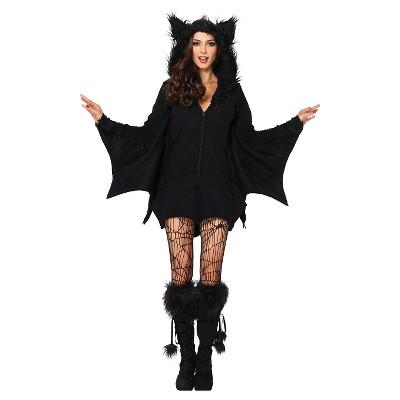 Adult Plus Size Bat Cozy Halloween Costume