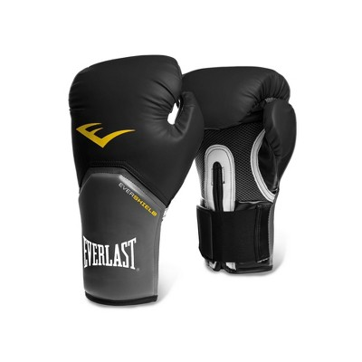 Everlast Pro Style Elite Gloves 16oz - Black
