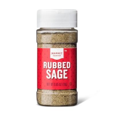 Rubbed Sage - .65oz - Market Pantry™