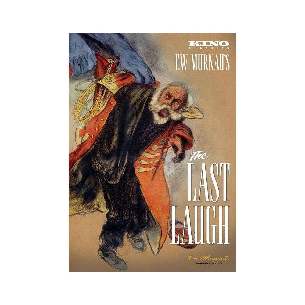 The Last Laugh Dvd