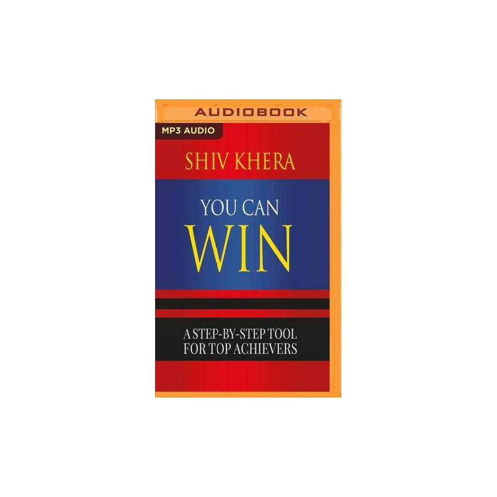 You Can Win - by Shiv Khera (CD)