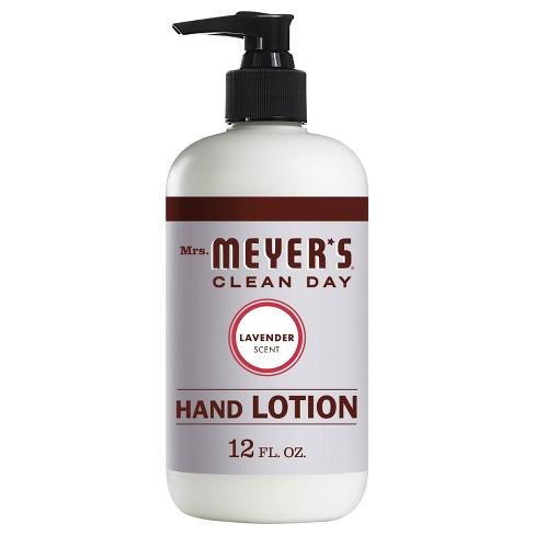 Mrs. Meyer's Lavender Hand Lotion - 12oz - image 1 of 3