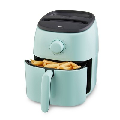 Dash Express Tasti-Crisp 2.6qt Air Fryer - Aqua