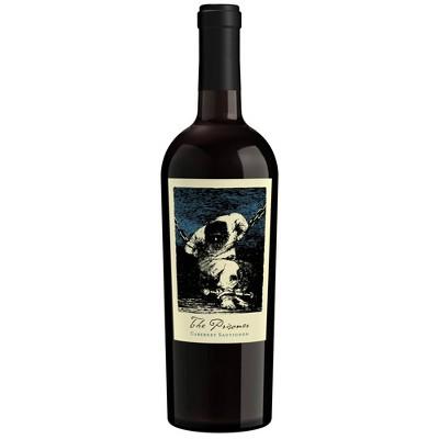 The Prisoner Cabernet Sauvignon Red Wine - 750ml Bottle