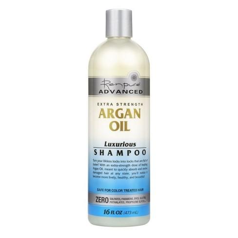 Renpure Originals Extra Strength Argan Oil Luxurious Shampoo - 16.0 fl oz - image 1 of 3