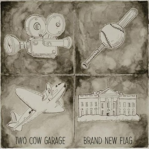 Two Cow Garage - Brand New Flag (CD) - image 1 of 1