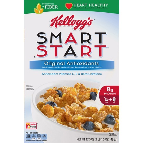 Image result for kellogg's smart start antioxidants cereal